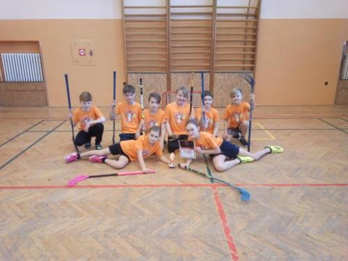 Florbalový turnaj Moravany